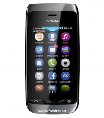Nokia-Asha-309-Firmware
