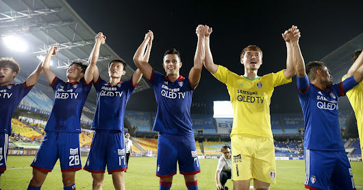 Preview: Suwon Bluewings vs Jeonnam Dragons