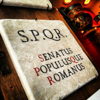 Resultado de imagen de senado y pueblo romano