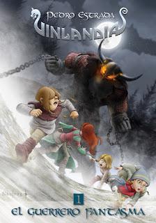 Vinlandia #1: El guerrero fantasma [Naufragio de Letras]