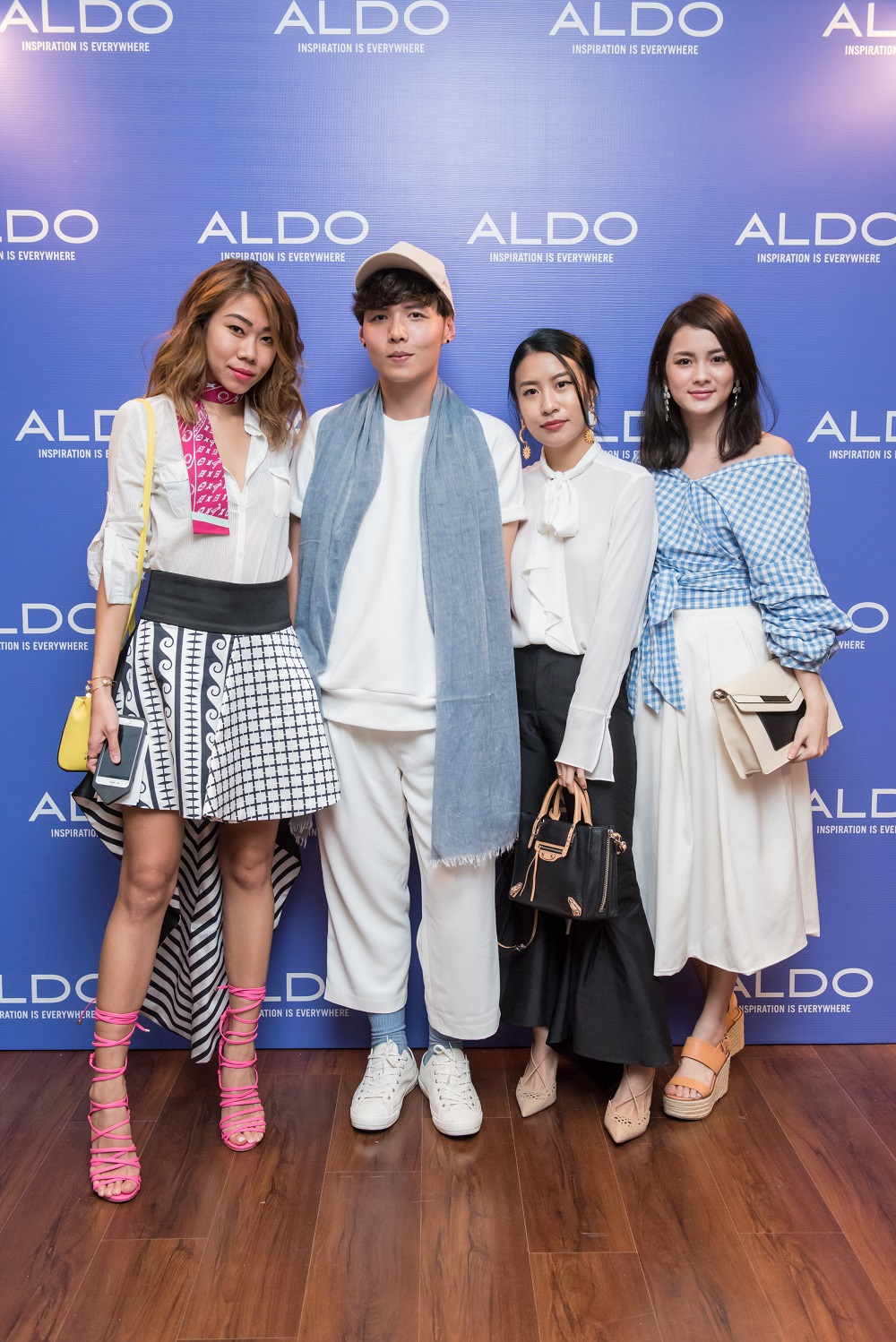 ALDO Shoes, ALDO Singapore, ALDO Fashion Party