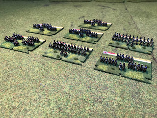 The Anglo-Allied Cavalry corps of 1815
