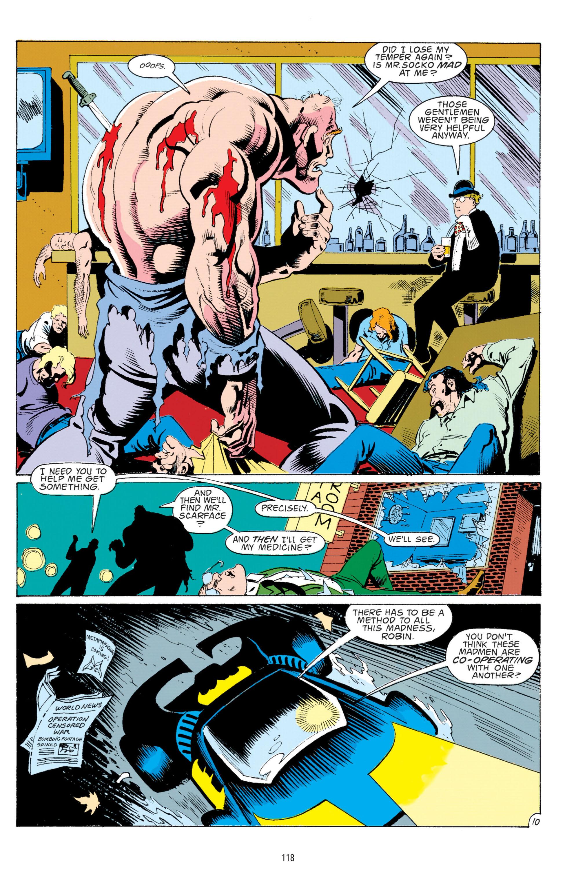 Detective Comics (1937) 659 Page 10