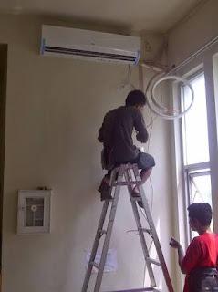 jasa instalasi ac semarang