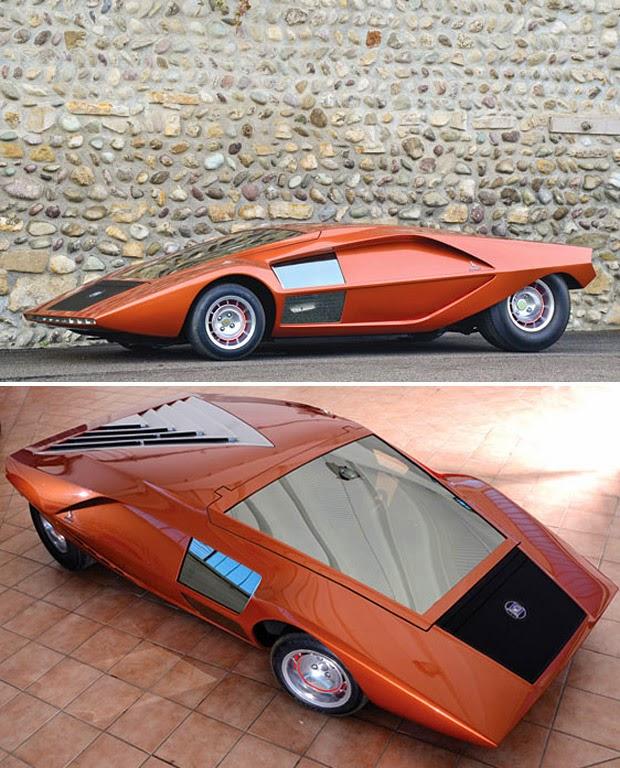 Lamborghini Egoista Vehicle Sim: Fletcher's Castoria