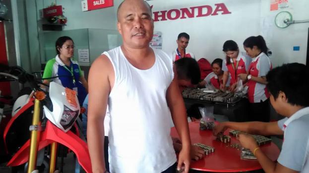 Cebu Habal-habal Driver
