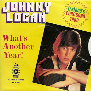 Single -  What's Another Year / Johnny Logan