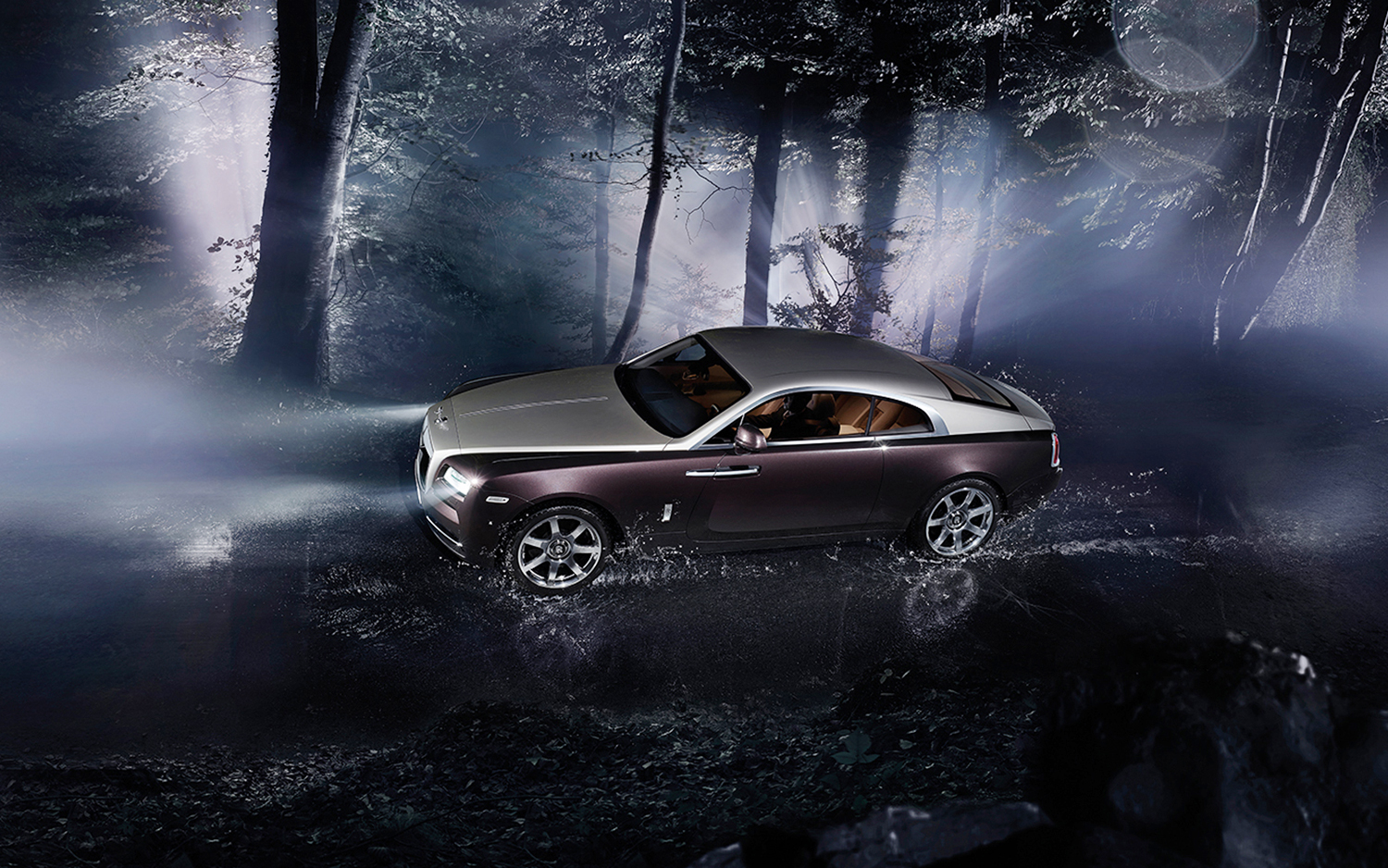 Wallpapers Scoop Rolls Royce Wraith Hd Wallpapers