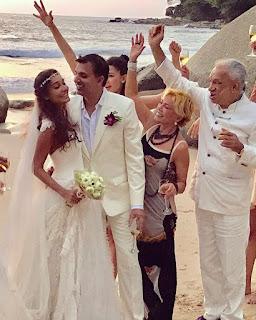 Lisa Haydon married to Dino Lalvani