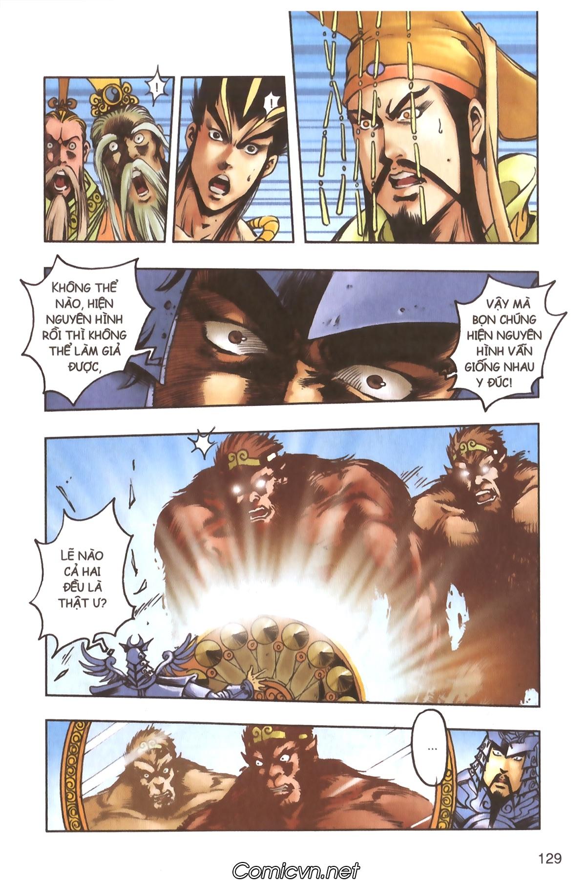 Tây Du Ký màu - Chapter 104 - Pic 12