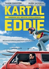 Kartal Eddie (2016) Mkv Film indir