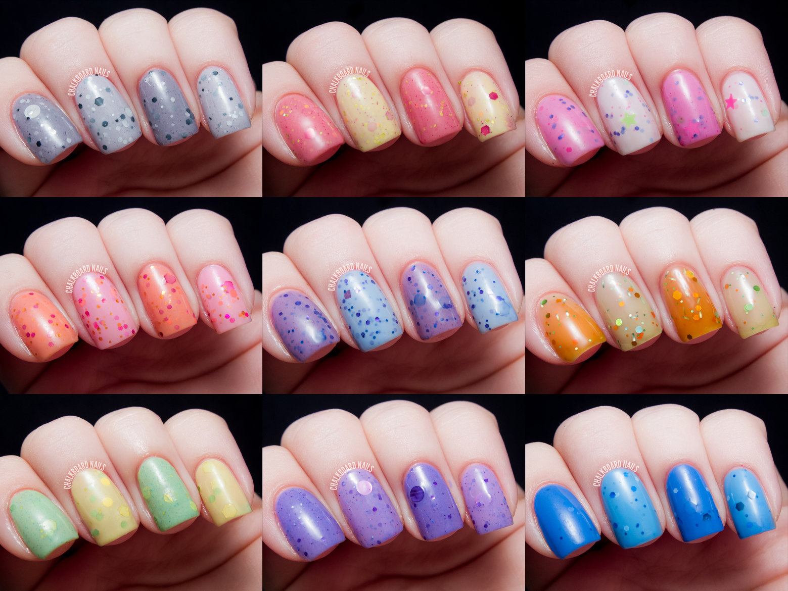 Polish Me Silly Thermal Nail Polishes Formerly Lush Lacquer