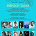Tríplice: Encuentro de narrativa y poesía contemporánea de Chile, Perú, Bolivia y México en Arica y Tacna del 24 al 30 de julio [Organiza Cinosargo]