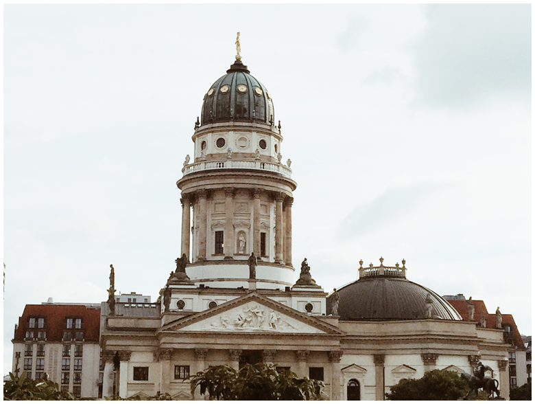 BERLIN – FRENCH CATHEDRAL