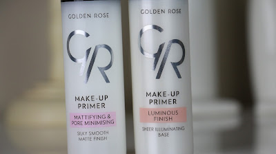 golden rose, makeup primer, en iyi makyaj bazı, golden rose makyaj bazı, makeup primer, mattifying and pore minimizer, luminous finish