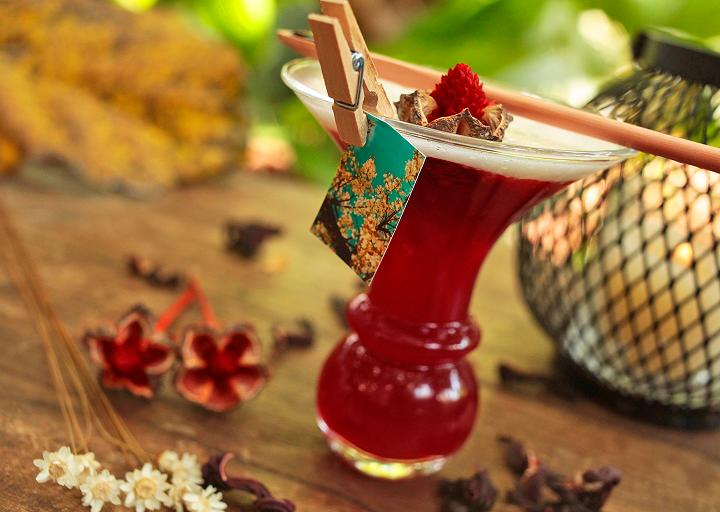 Santé 13 lança nova carta de bebidas inspiradas na capital federal
