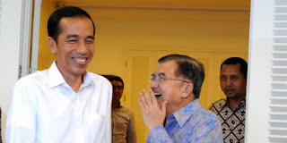 Jokowi Rayakan Idul Adha di Banten