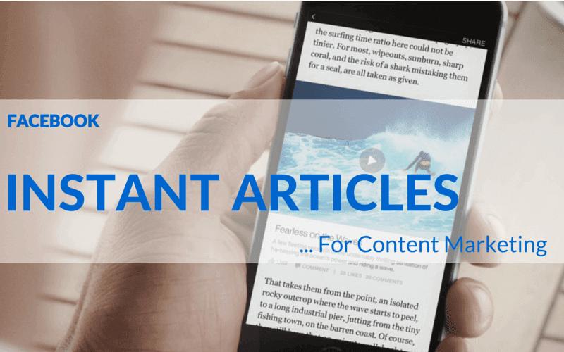 Hướng dẫn đăng kí Facebook Instant Articles trên Facebook cho Website của bạn