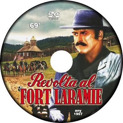 Revolta al Fort Laramie - [1957]