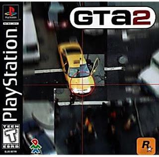 GTA 2 Ps1