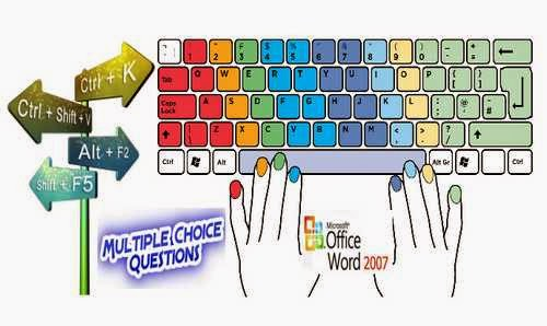 Microsoft Word Keyboard Shortcut Keys MCQ Questions With Answers Set 5