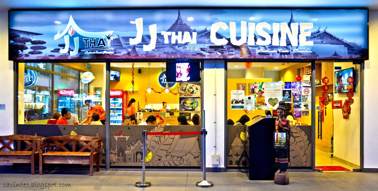 Entree Kibbles Jj Thai Cuisine Opposite Sembawang Shopping