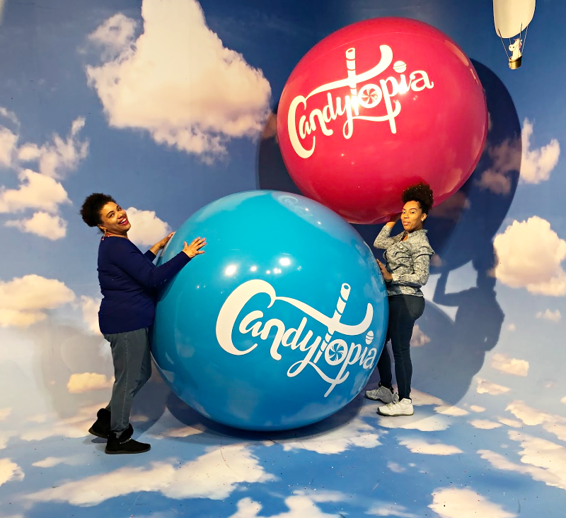 Candytopia at the Mall of America!