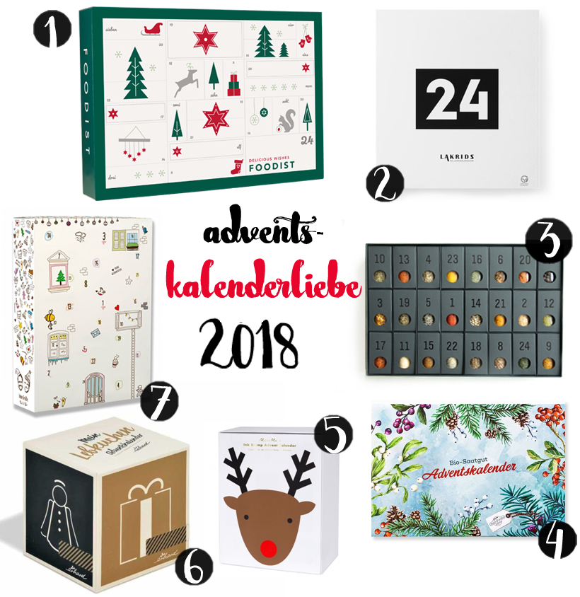 Adventskalender zum Kaufen | whatinaloves.com