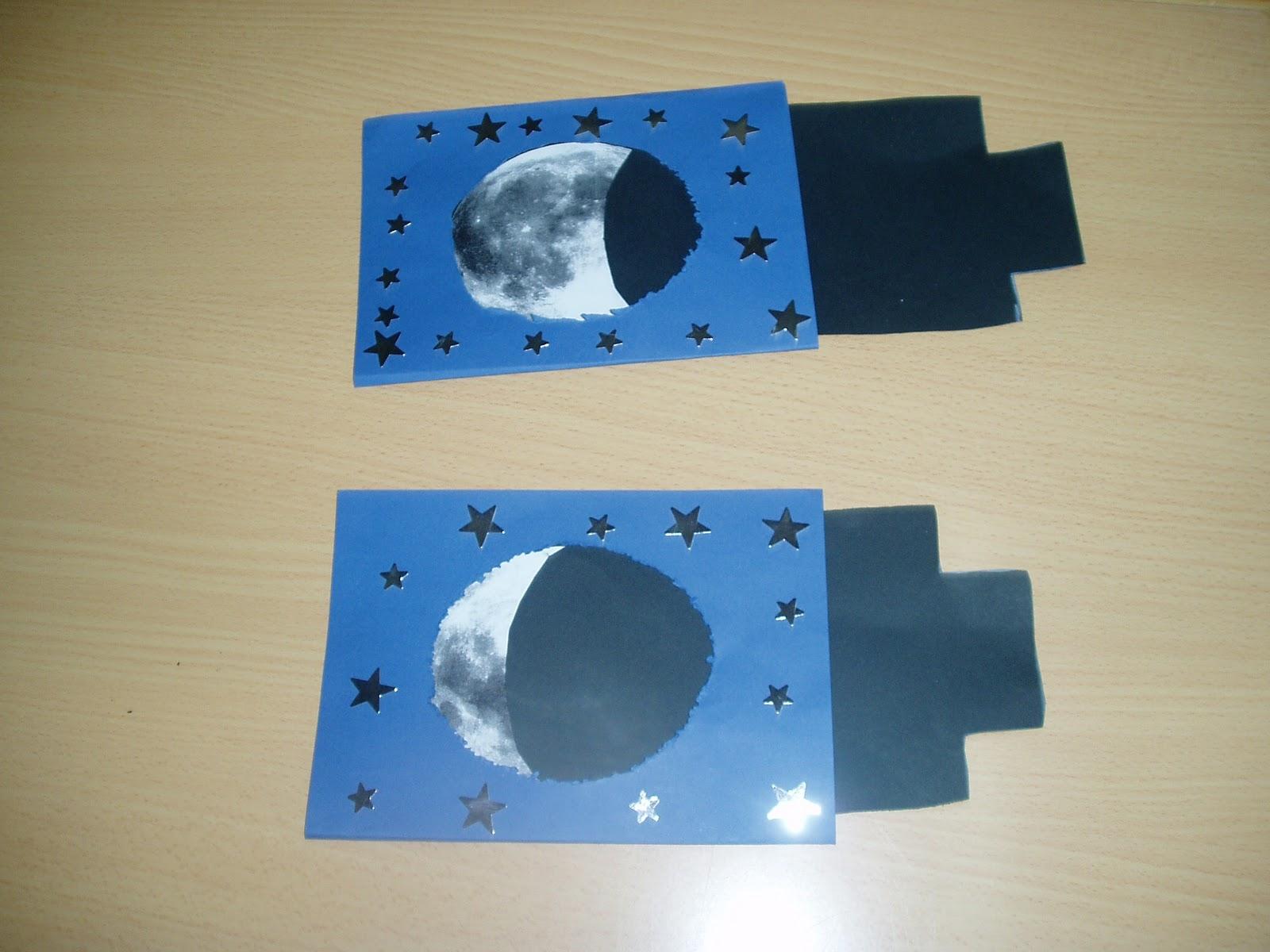 Ceip Virgen De La Cabeza Los Eclipses Y Las Fases De La Luna
