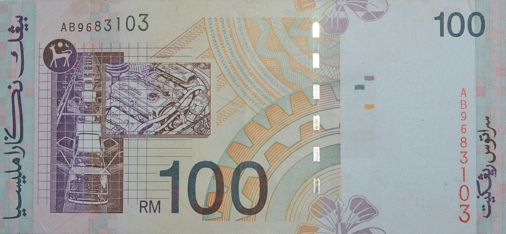 Sebanyak Mana Wang RM1 Trilion?