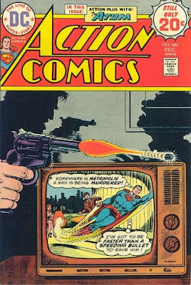 Superman, Action Comics #442