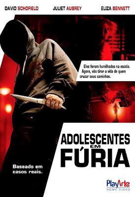 Adolescentes Em Fúria - BDRip Dual Áudio