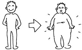 how to gain weight in urdu