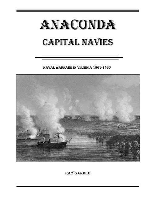 A Campaign game for American Civil War Naval battles