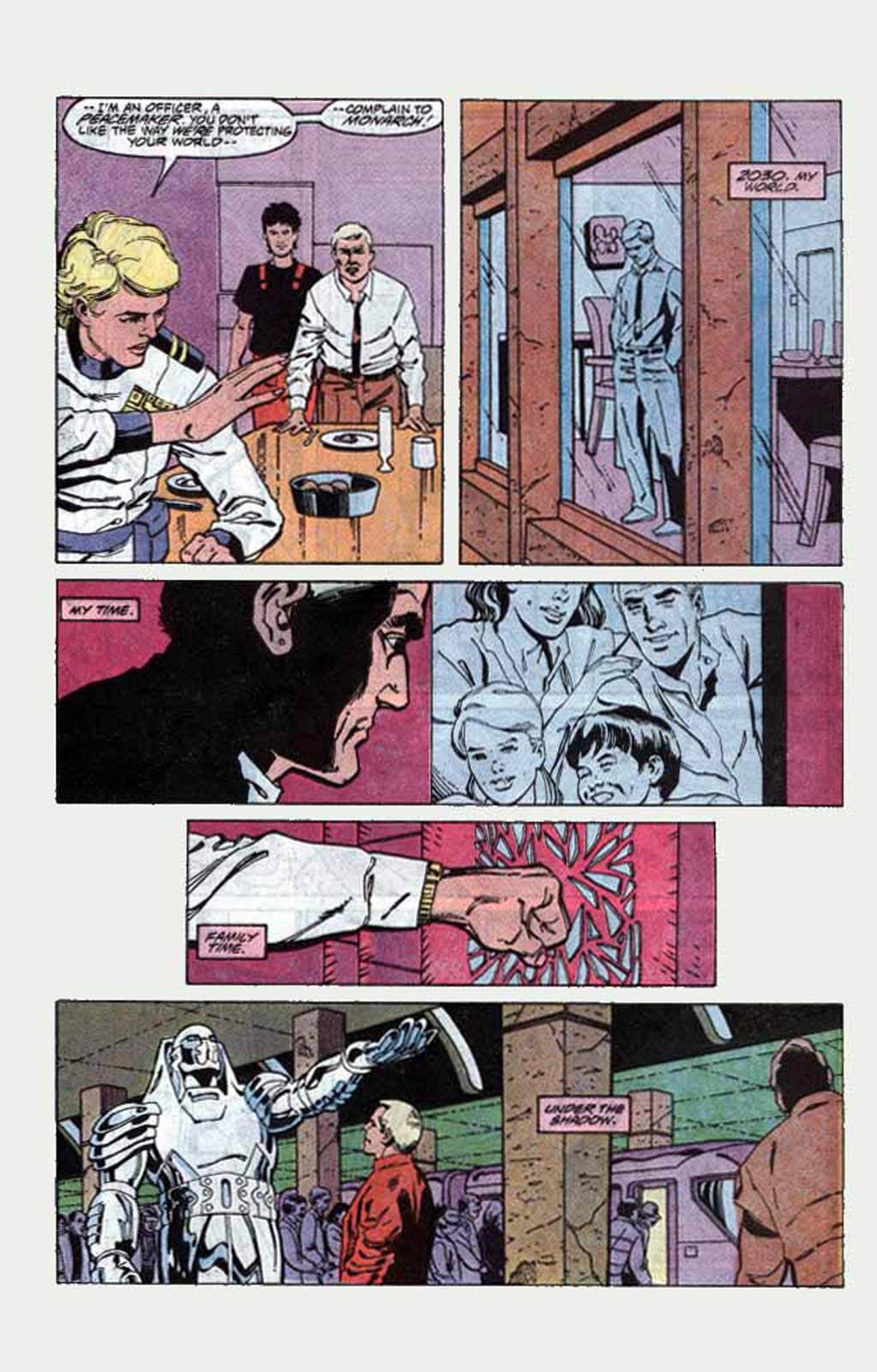 Read online Armageddon 2001 comic -  Issue #1 - 23