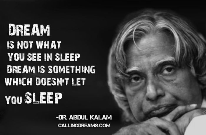 Inspirational Quotes By Apj Abdul Kalam For Students: 5 Things Dr Abdul Kalam Wanted Students To Do