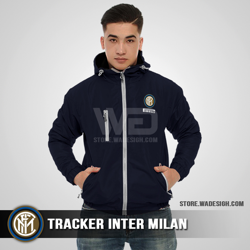 Jaket Tracker Waterproof Timnas Indonesia