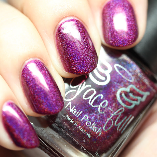 Grace-full Nail Polish ChrysantheMUM