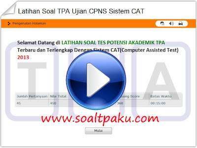 Contoh Ujian Cat Service Laptop