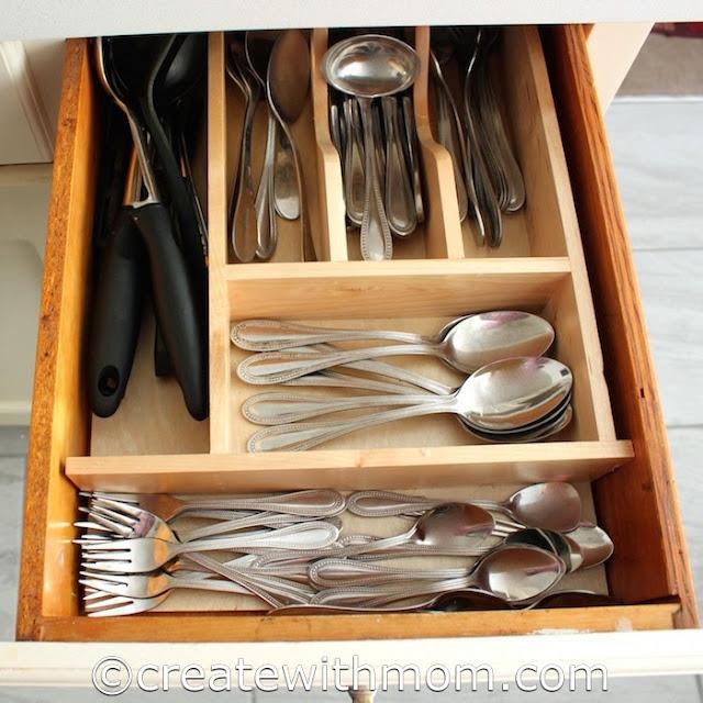 rev-a-shelf cutlery tray