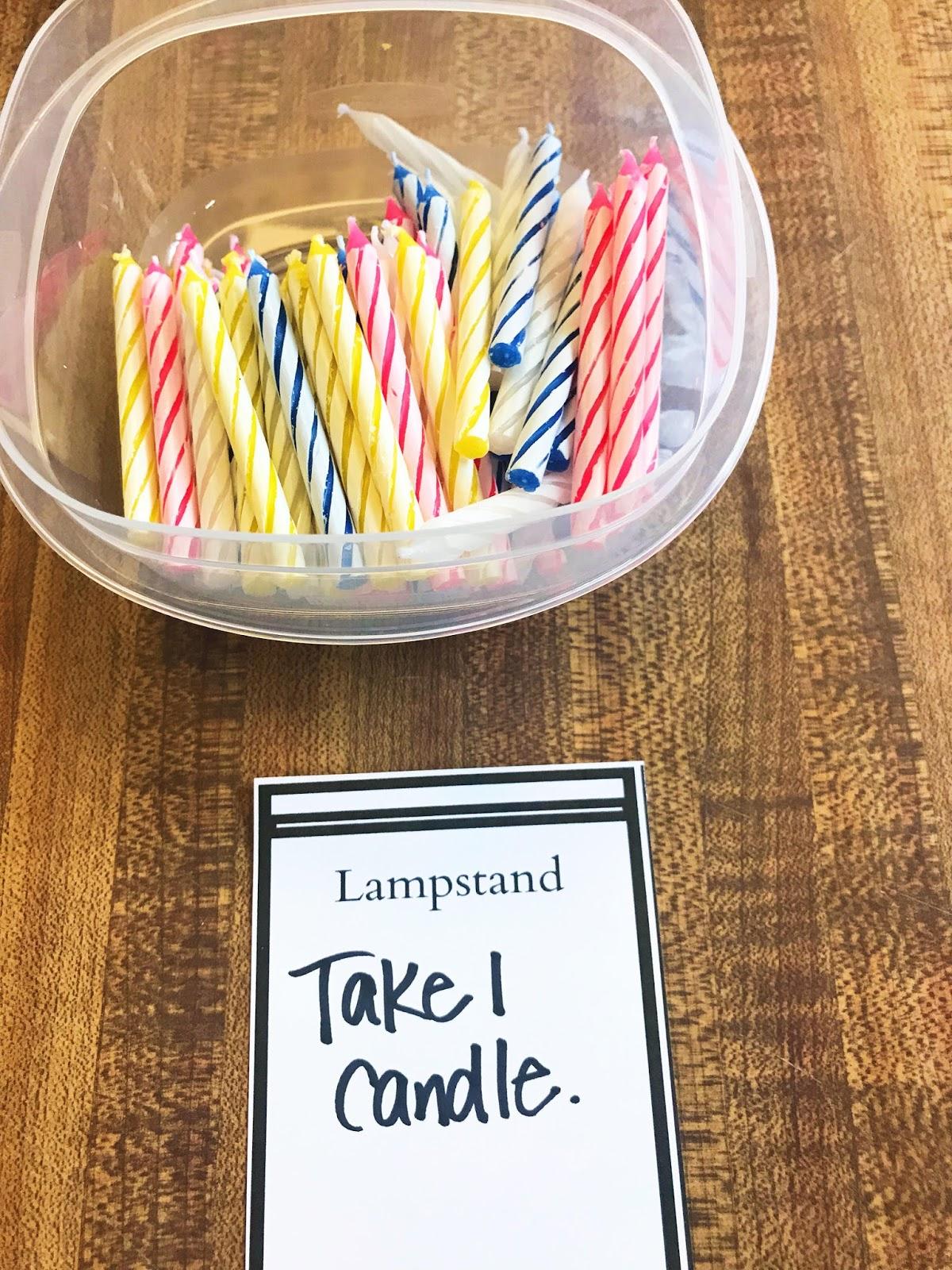 Michelle Paige Blogs Tabernacle Sunday School Craft