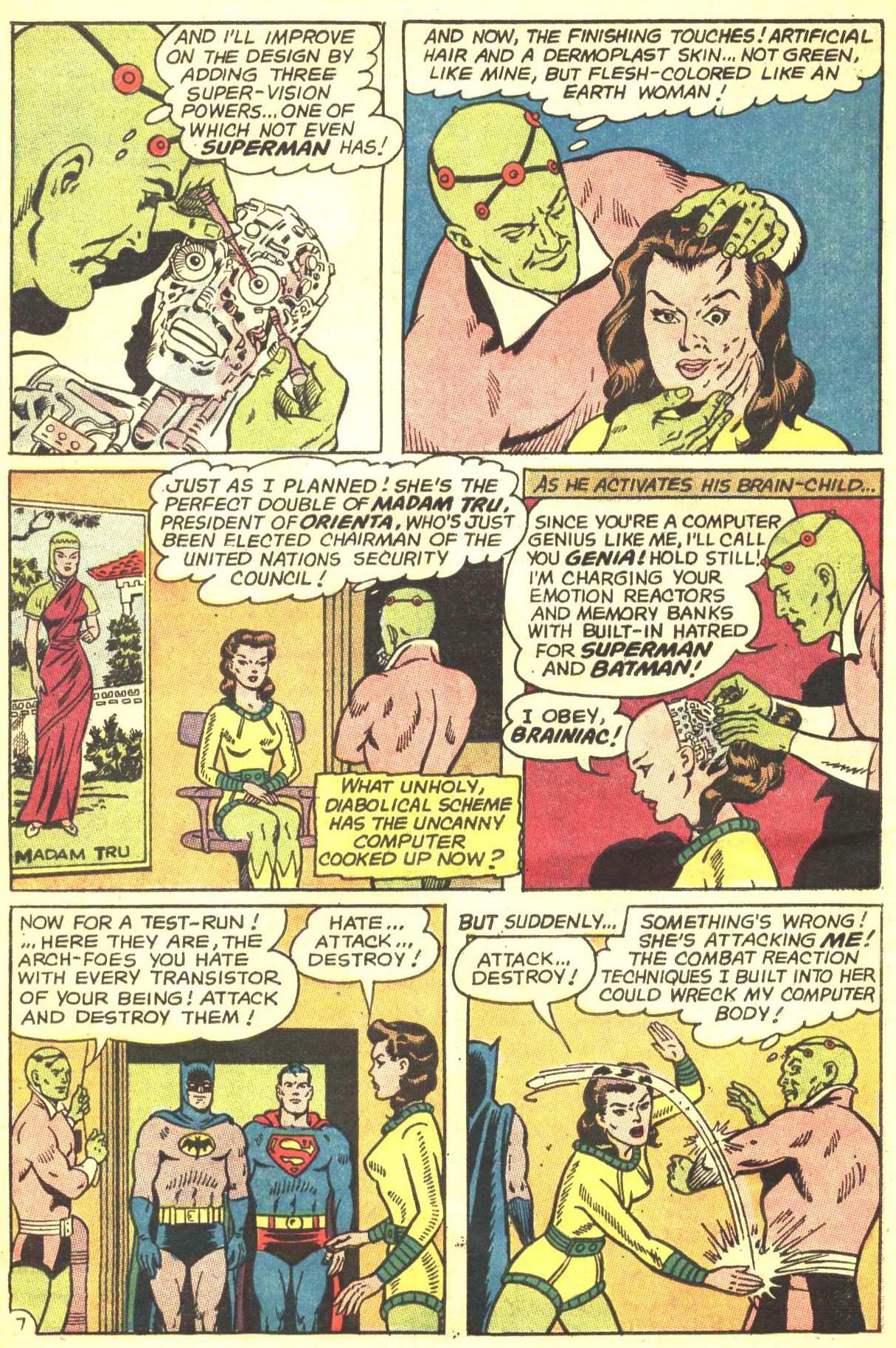 Read online World's Finest Comics comic -  Issue #164 - 10