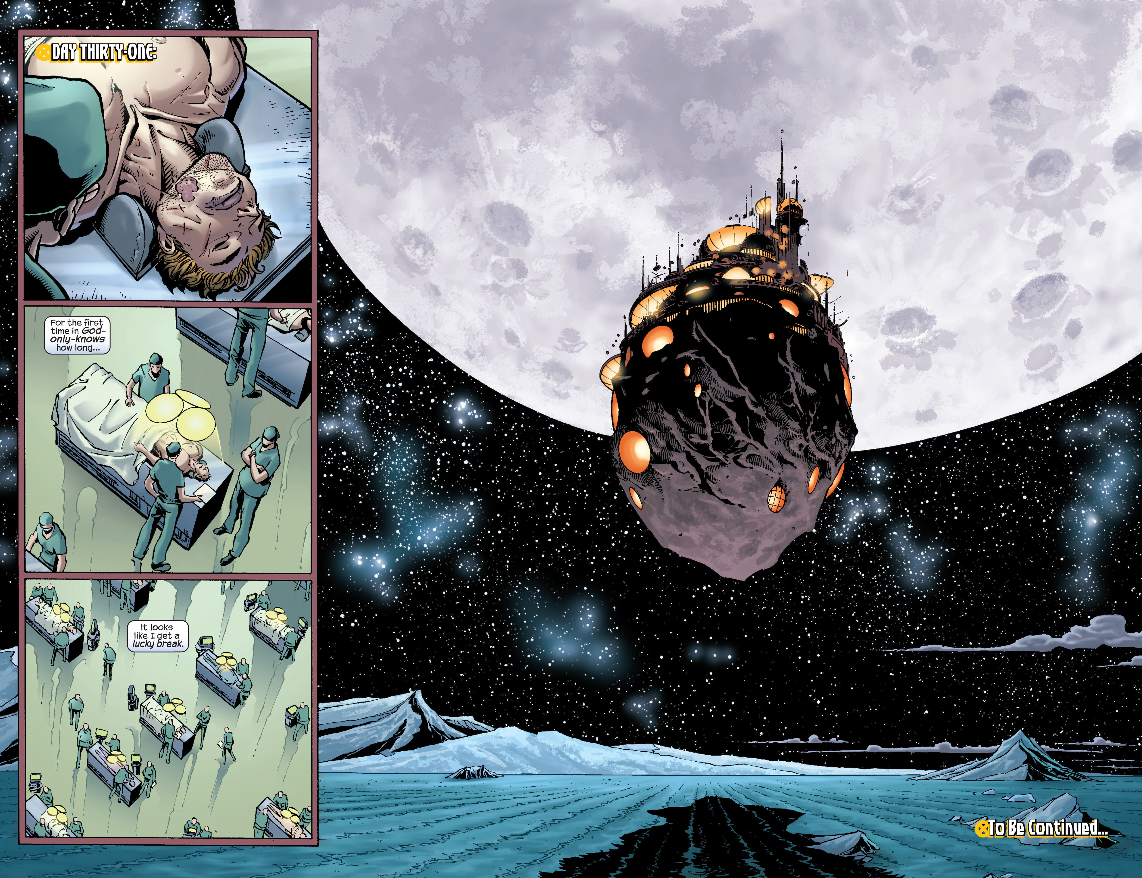 Read online Ultimate X-Men comic -  Issue #29 - 21