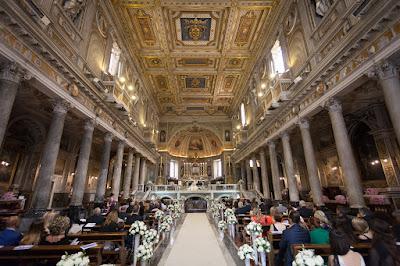 chiesa matrimoni roma