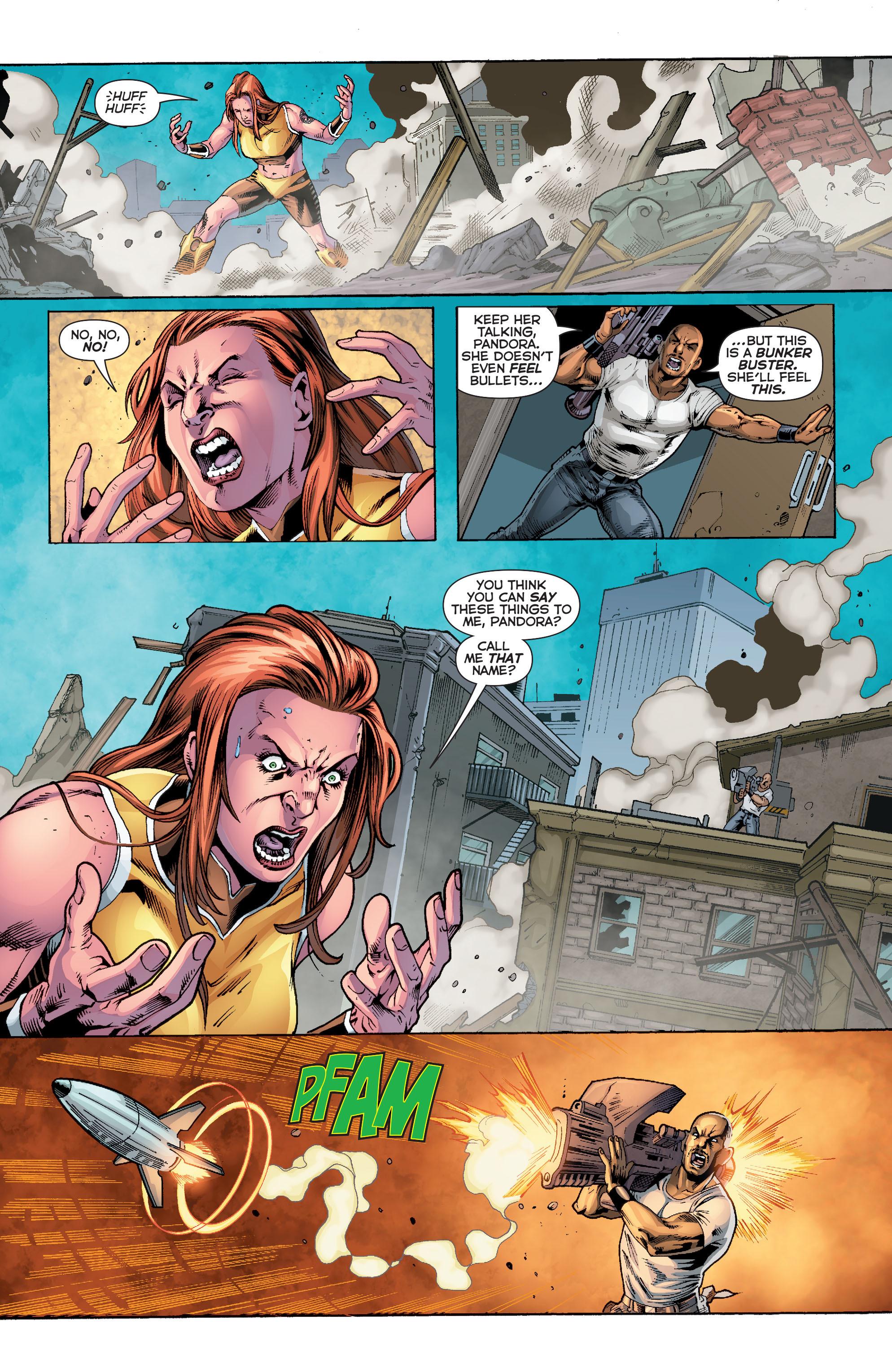 Read online Trinity of Sin: Pandora comic -  Issue #10 - 18