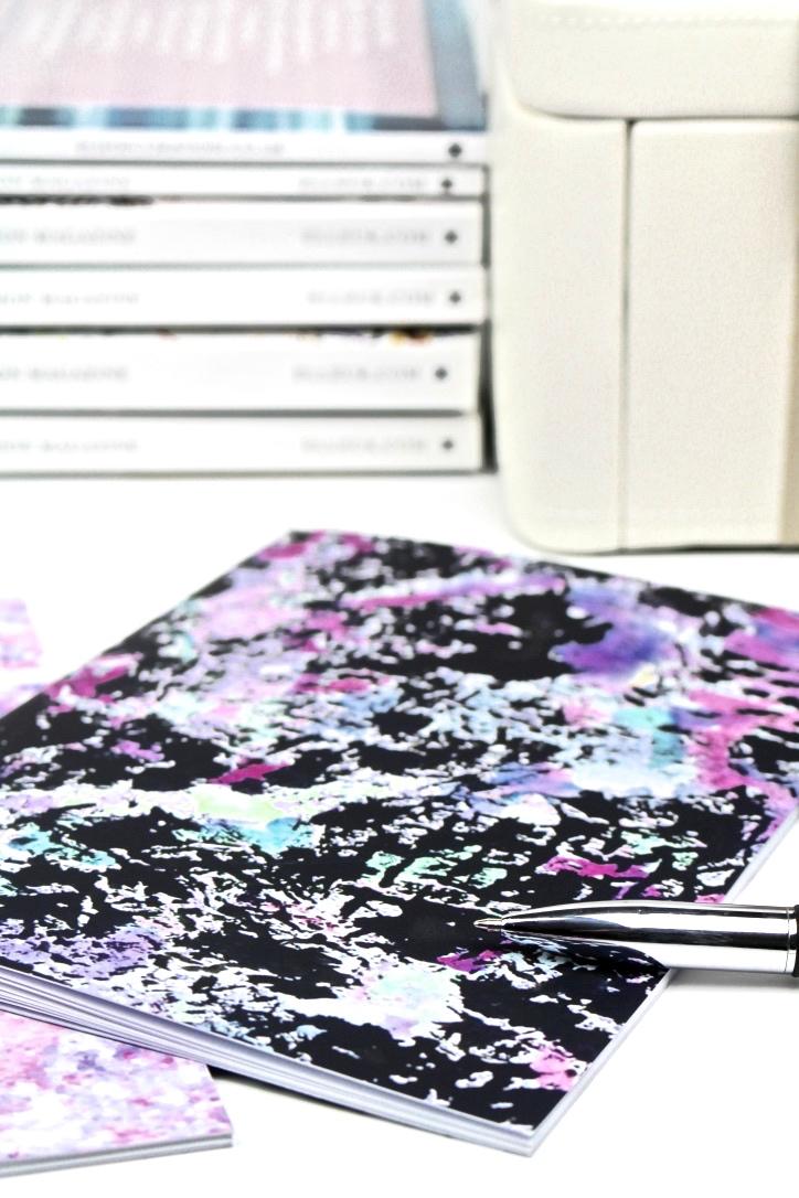 Mia Felce Design Notebooks 2016