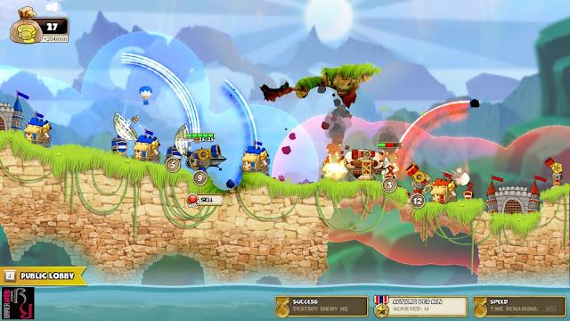 Cannon Brawl on PlayStation 4