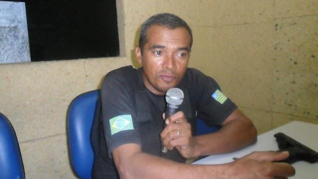 Capitão Antonio Santos comenta sobre a criação da Companhia da PM em Elesbão Veloso