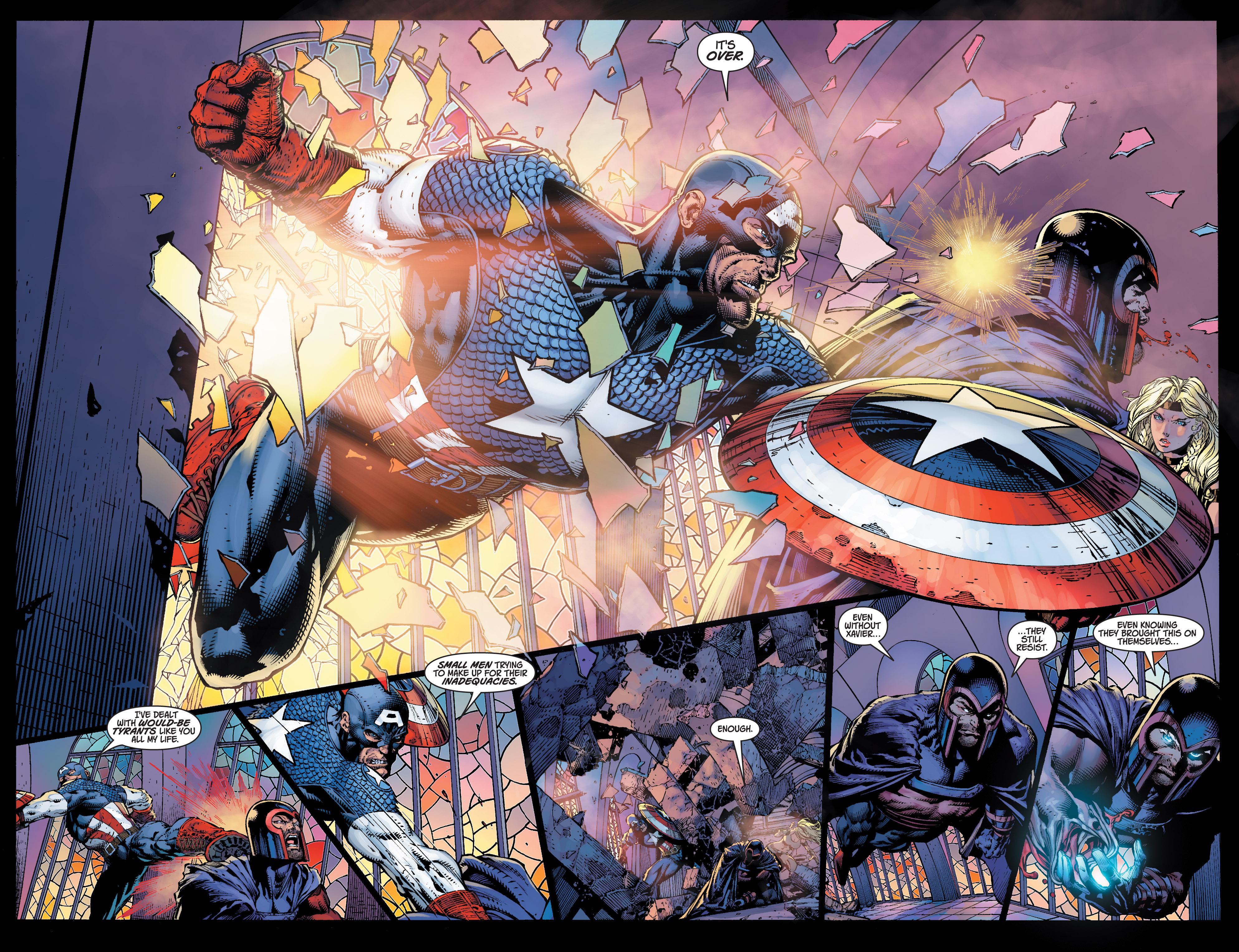 Read online Ultimatum comic -  Issue #4 - 20