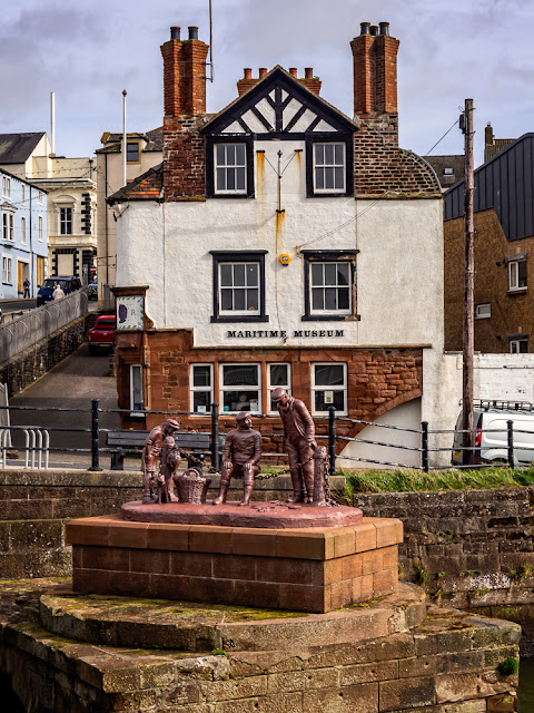 Photo of the Maritime Museum in Maryport